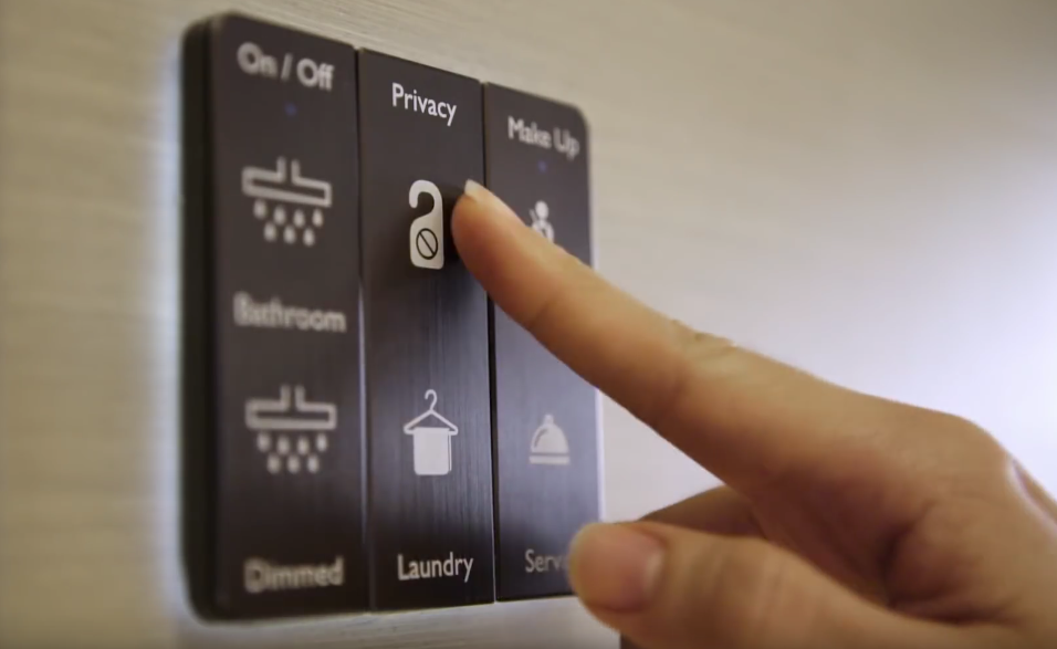 Tackling the global climate crisis is a responsibility for us all.  How Interact Hospitality guest room control systems help?